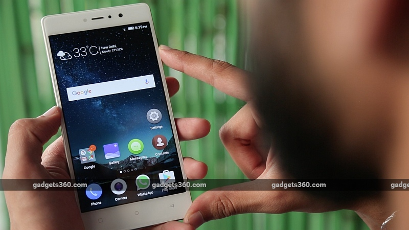 Gionee S6s Selfie-Focused Smartphone Launched in India: Price, Specifications, and More