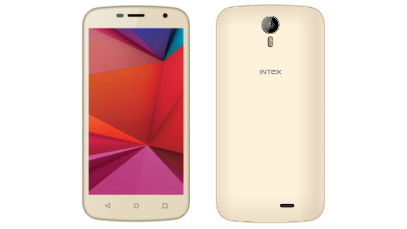 Intex Aqua Classic 2 Launched: Price, Specifications, and More