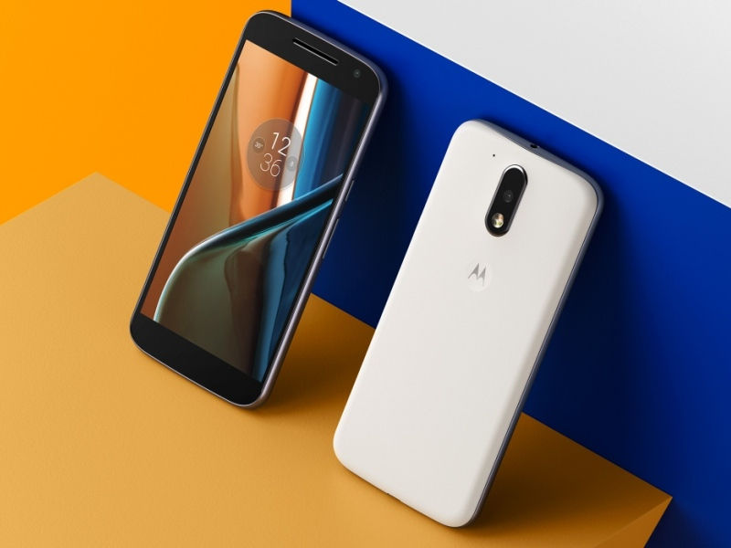 Moto G4, Moto G4 Play Smartphones Available With Discounts, Cashbacks on Amazon India