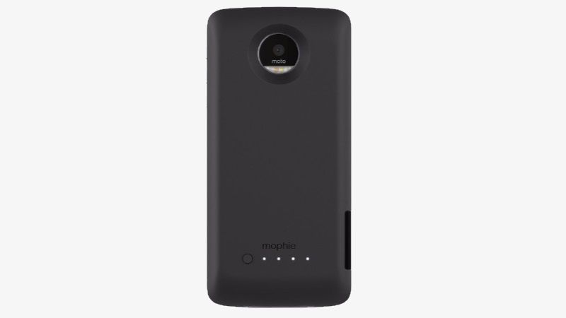 Moto Z Gets New Mods – 3000mAh Mophie Battery Pack and Incipio Car Dock