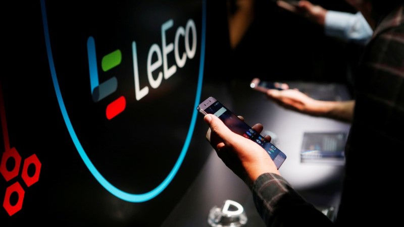 LeEco Gets Fresh $2.18 Billion Investment From Property Developer Sunac